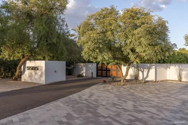 5505 N Casa Blanca Drive, Paradise Valley, AZ 85253 (MLS #5974257) :: The Kenny Klaus Team