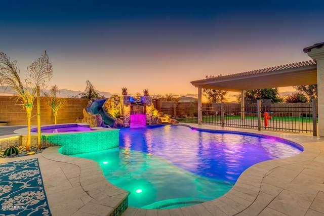 21702 S 222ND Court, Queen Creek, AZ 85142 (MLS #5974583) :: Revelation Real Estate