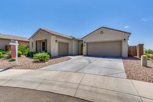 5875 W Victory Court, Florence, AZ 85132 (MLS #5974932) :: Lifestyle Partners Team