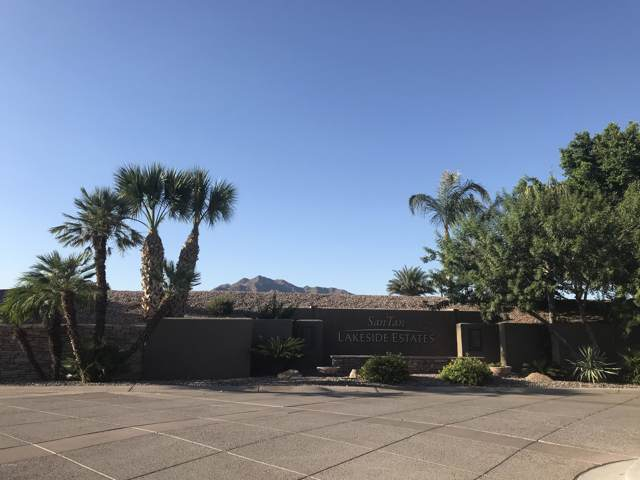 7469 S Loback Court, Queen Creek, AZ 85142 (MLS #5974938) :: Riddle Realty Group - Keller Williams Arizona Realty