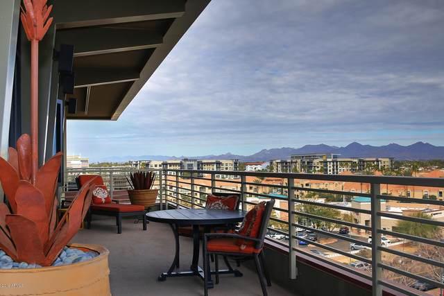 7301 E 3RD Avenue #504, Scottsdale, AZ 85251 (MLS #5974969) :: Lux Home Group at  Keller Williams Realty Phoenix