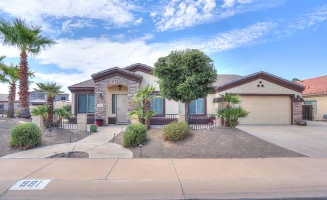 891 W Crooked Stick Drive, Casa Grande, AZ 85122 (MLS #5975133) :: Occasio Realty