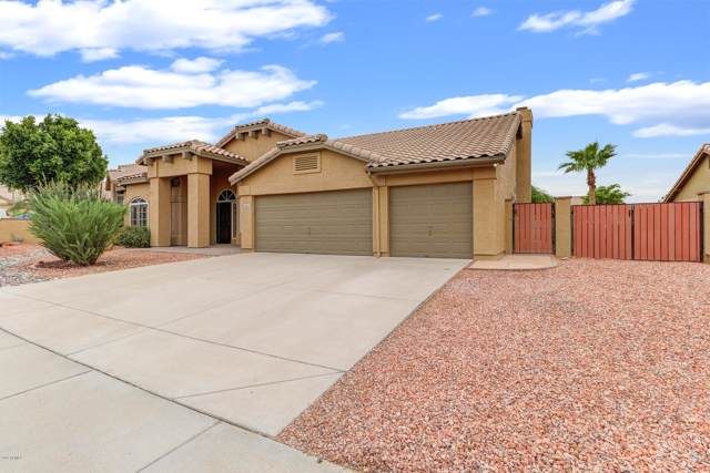 10700 S Indian Wells Drive, Goodyear, AZ 85338 (MLS #5975478) :: The Daniel Montez Real Estate Group