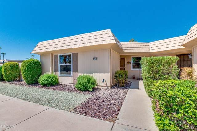 17242 N 106TH Avenue, Sun City, AZ 85373 (MLS #5975512) :: Brett Tanner Home Selling Team