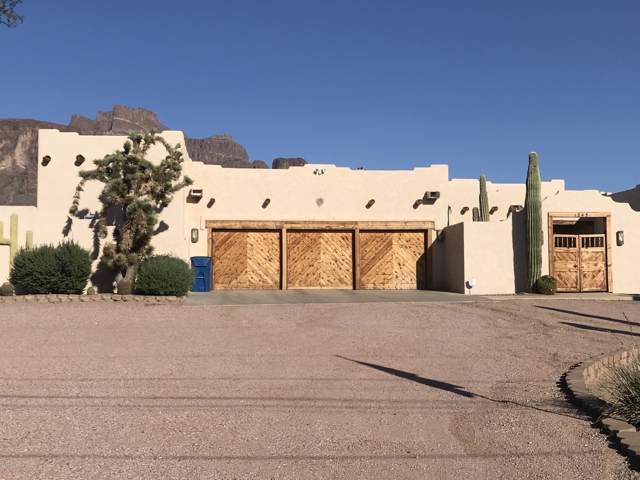 1245 N Mountain View Road, Apache Junction, AZ 85119 (MLS #5976401) :: The Kenny Klaus Team