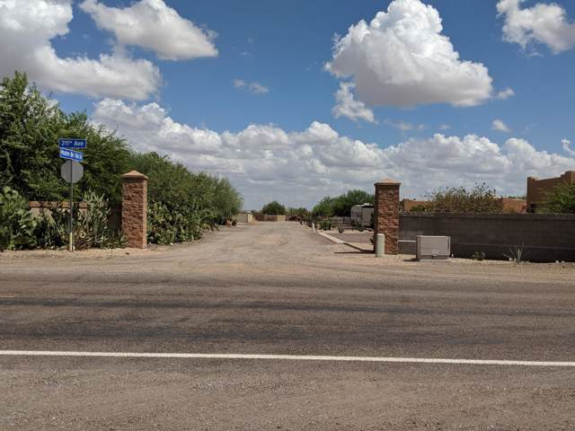 0 W Madre Del Oro Drive, Wittmann, AZ 85361 (MLS #5976432) :: The Daniel Montez Real Estate Group