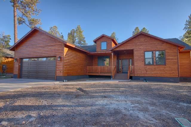 615 Redwood Lane, Pinetop, AZ 85935 (MLS #5977001) :: Revelation Real Estate