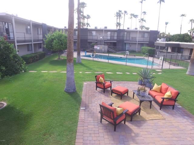 6815 E 2ND Street #5, Scottsdale, AZ 85251 (MLS #5977161) :: Kepple Real Estate Group