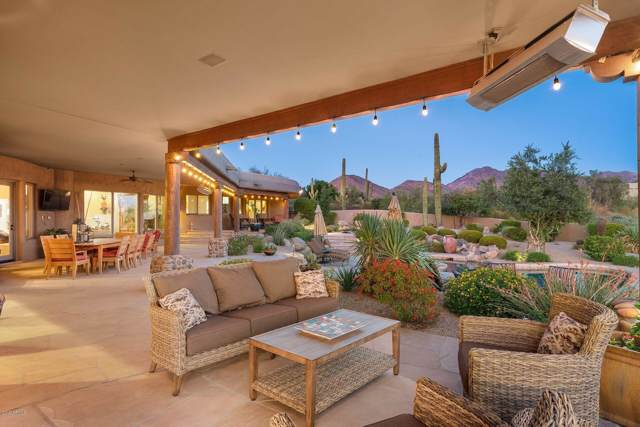 9431 E Calle De Las Brisas Road, Scottsdale, AZ 85255 (MLS #5977257) :: Cindy & Co at My Home Group