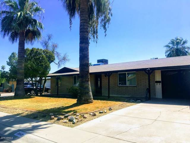 3849 W Carol Avenue, Phoenix, AZ 85051 (MLS #5977492) :: Riddle Realty Group - Keller Williams Arizona Realty