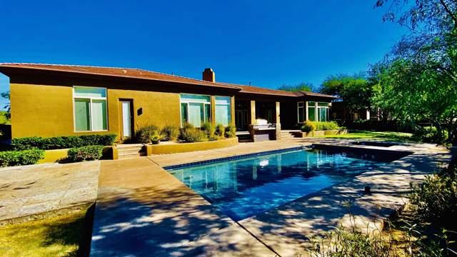 9511 E Chino Drive, Scottsdale, AZ 85255 (MLS #5977523) :: The Kenny Klaus Team