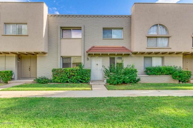 225 N Standage #101, Mesa, AZ 85201 (MLS #5977648) :: Team Wilson Real Estate