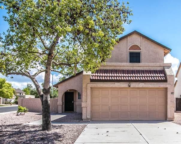 735 N Criss Street, Chandler, AZ 85226 (MLS #5977925) :: The Daniel Montez Real Estate Group