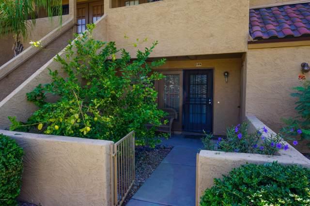 4901 S Calle Los Cerros Drive #105, Tempe, AZ 85282 (MLS #5977993) :: Lucido Agency