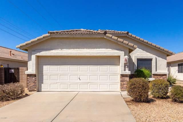 20212 N 34TH Place, Phoenix, AZ 85050 (MLS #5978049) :: Keller Williams Realty Phoenix