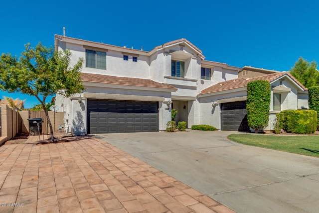 11336 E Savannah Avenue, Mesa, AZ 85212 (MLS #5978232) :: Riddle Realty Group - Keller Williams Arizona Realty