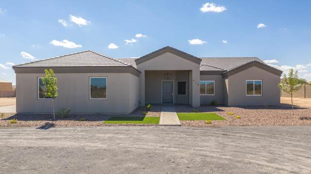 715 W Silverdale Road, San Tan Valley, AZ 85143 (MLS #5978308) :: Riddle Realty Group - Keller Williams Arizona Realty