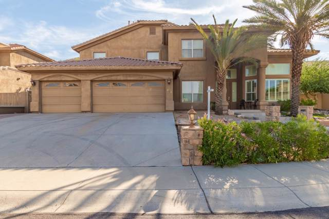 21407 N 52ND Avenue, Glendale, AZ 85308 (MLS #5978410) :: The Laughton Team