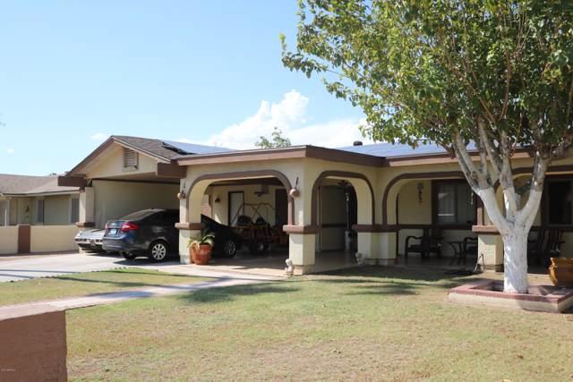 7558 W Mackenzie Drive, Phoenix, AZ 85033 (MLS #5978429) :: The W Group