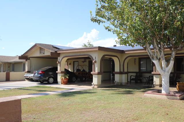7558 W Mackenzie Drive, Phoenix, AZ 85033 (MLS #5978429) :: The Laughton Team