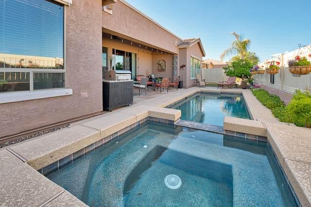 21063 N Get Around Drive, Maricopa, AZ 85138 (MLS #5978782) :: Nate Martinez Team