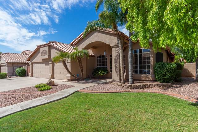 658 W Nido Avenue, Mesa, AZ 85210 (MLS #5978784) :: Devor Real Estate Associates