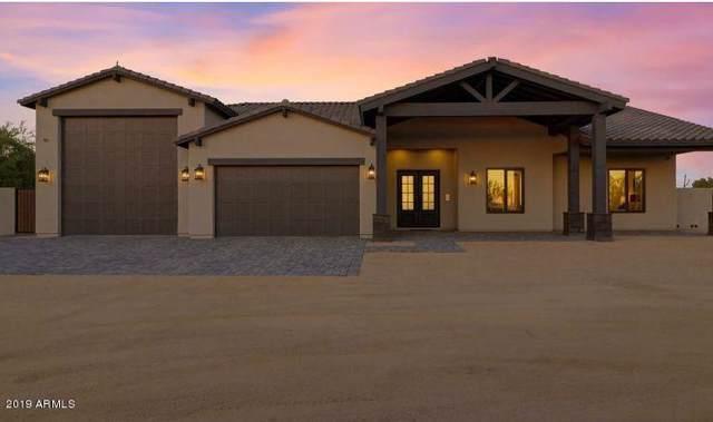 64Xx E Mark Lane Lot 2, Cave Creek, AZ 85331 (MLS #5978907) :: Occasio Realty