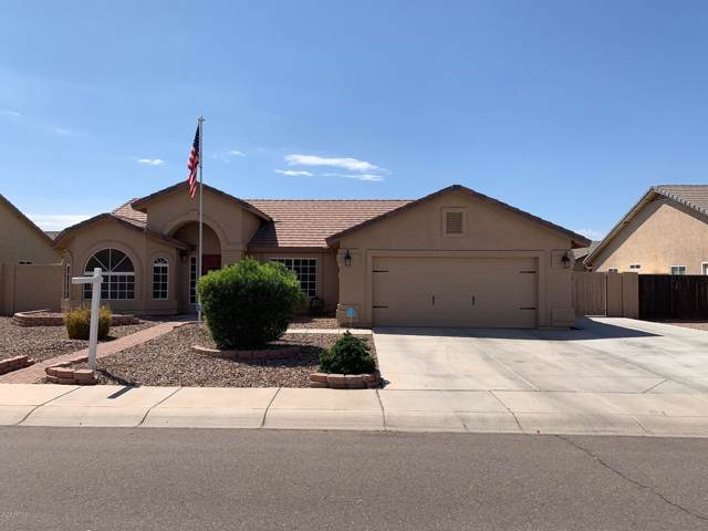 3643 E Meadow Mist Lane, San Tan Valley, AZ 85140 (MLS #5979169) :: Openshaw Real Estate Group in partnership with The Jesse Herfel Real Estate Group