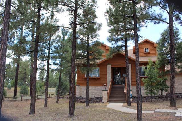 760 S Pine Haven Drive, Show Low, AZ 85901 (MLS #5979449) :: Brett Tanner Home Selling Team