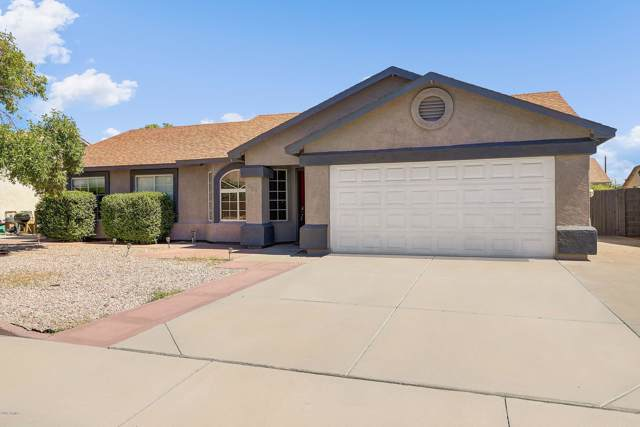 437 N St Claire Avenue, Mesa, AZ 85207 (MLS #5979548) :: Occasio Realty