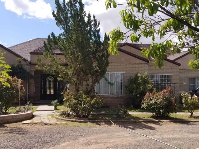 2439 E 20th Street, Douglas, AZ 85607 (MLS #5979609) :: Brett Tanner Home Selling Team