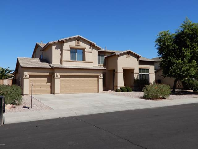 3558 E Kimball Court, Gilbert, AZ 85297 (MLS #5980036) :: Team Wilson Real Estate