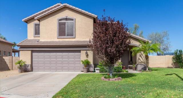 8802 E University Drive #54, Mesa, AZ 85207 (MLS #5980097) :: Revelation Real Estate