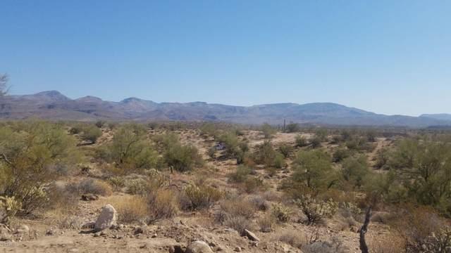 Lots 30-32 Bitter Creek Lane, Wikieup, AZ 85360 (MLS #5980249) :: Conway Real Estate
