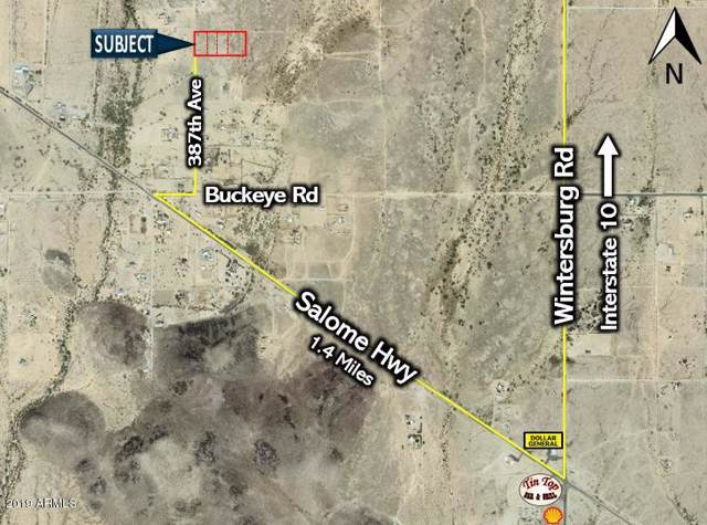 386XX W Lincoln Street, Tonopah, AZ 85354 (MLS #5980936) :: neXGen Real Estate