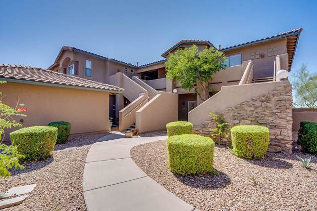 11500 E Cochise Drive #1027, Scottsdale, AZ 85259 (MLS #5981076) :: Brett Tanner Home Selling Team