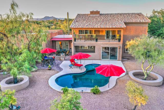 7801 E Pinnacle Vista Drive, Scottsdale, AZ 85266 (MLS #5981630) :: The Property Partners at eXp Realty