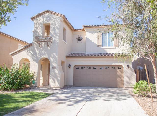 2884 E Crescent Way, Gilbert, AZ 85298 (MLS #5981894) :: The Kenny Klaus Team