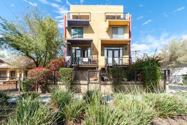 524 E Portland Street, Phoenix, AZ 85004 (MLS #5981913) :: The Laughton Team