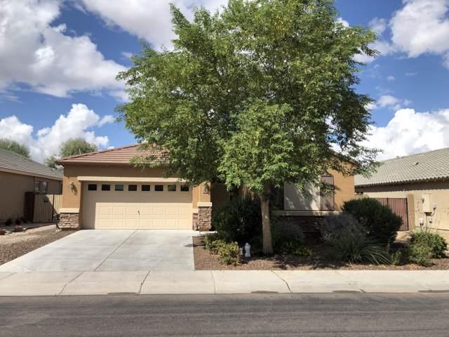 17652 N Avelino Drive, Maricopa, AZ 85138 (MLS #5982245) :: Riddle Realty Group - Keller Williams Arizona Realty
