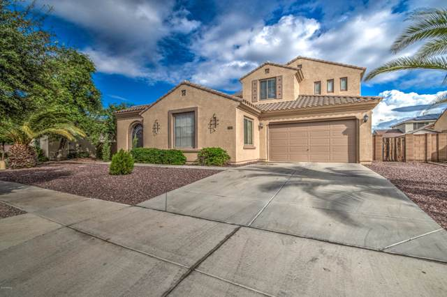 3096 E Coconino Drive, Gilbert, AZ 85298 (MLS #5982510) :: The Kenny Klaus Team