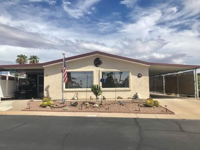 8103 E Southern Avenue #21, Mesa, AZ 85209 (MLS #5982801) :: The Kenny Klaus Team