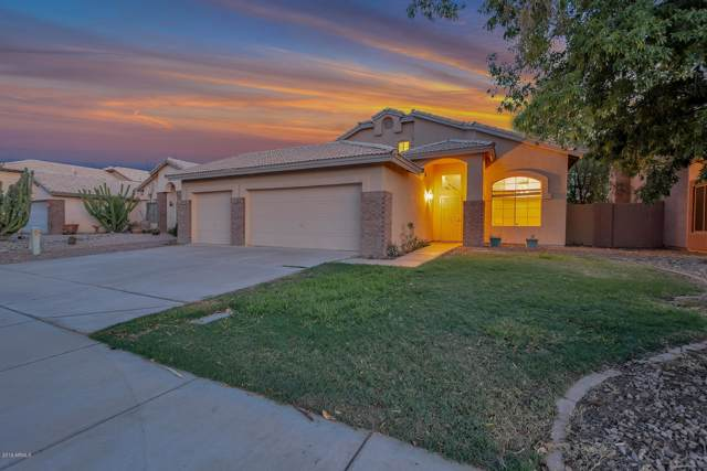 1131 E Harbor View Drive, Gilbert, AZ 85234 (MLS #5982845) :: Riddle Realty Group - Keller Williams Arizona Realty