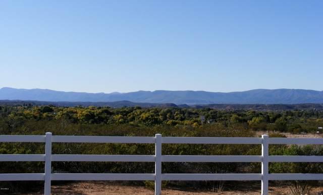 11004 E Majestic Vista Lane, Cornville, AZ 86325 (MLS #5982863) :: Arizona 1 Real Estate Team