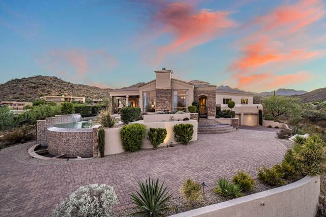 14910 E Sierra Madre Drive, Fountain Hills, AZ 85268 (MLS #5982866) :: The Kenny Klaus Team