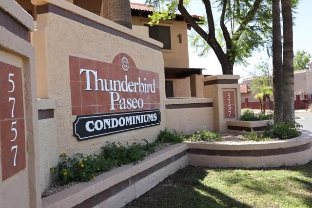 5757 W Eugie Avenue #2116, Glendale, AZ 85304 (MLS #5982903) :: Devor Real Estate Associates
