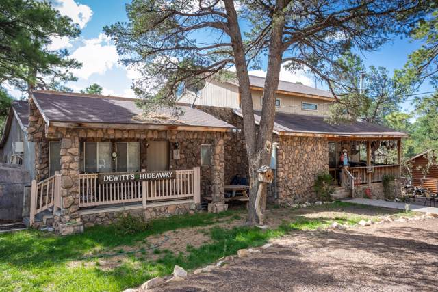 2063 Wilderness Drive, Overgaard, AZ 85933 (MLS #5982961) :: The Kenny Klaus Team