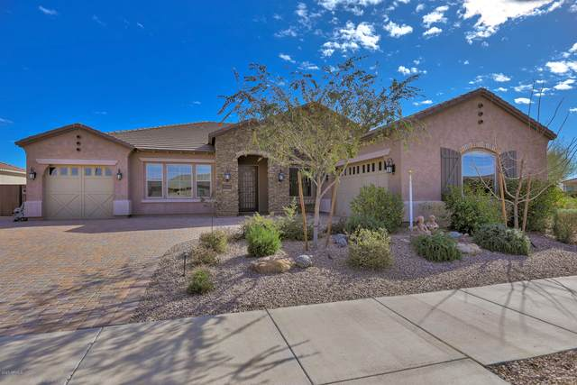 21565 S 223RD Place, Queen Creek, AZ 85142 (MLS #5983462) :: Riddle Realty Group - Keller Williams Arizona Realty
