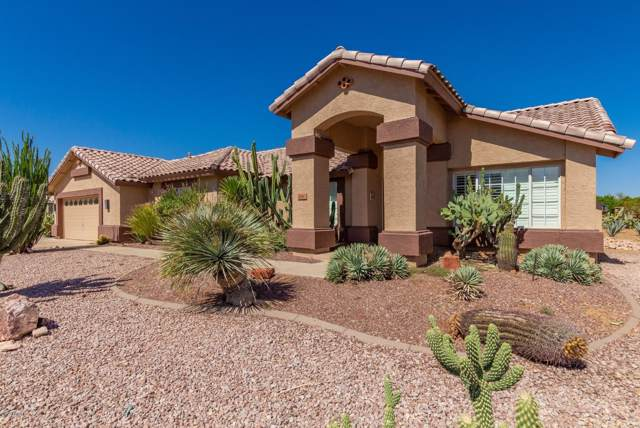138 E Blue Eagle Lane, Phoenix, AZ 85086 (MLS #5984149) :: Riddle Realty Group - Keller Williams Arizona Realty
