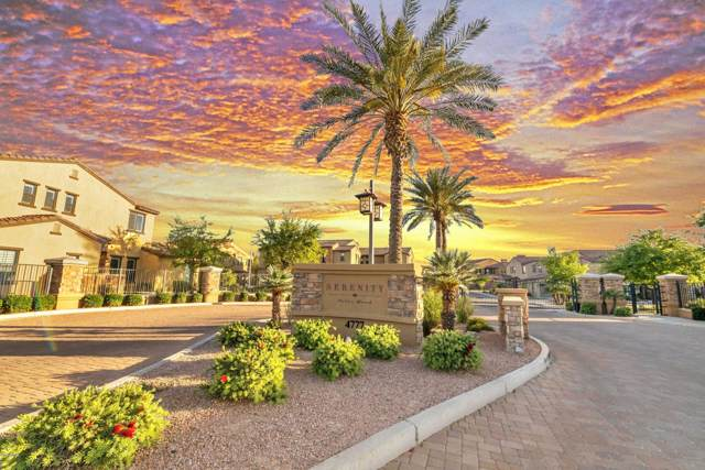 4777 S Fulton Ranch Boulevard #2130, Chandler, AZ 85248 (MLS #5984436) :: The Kenny Klaus Team